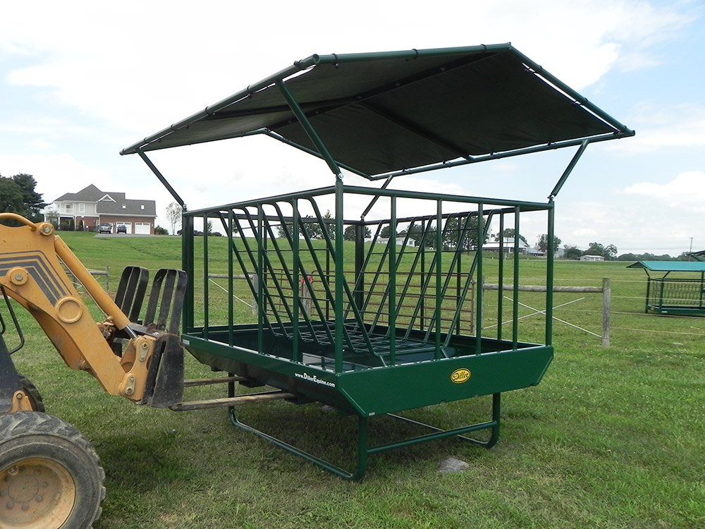 Diller Haysaver Horse Feeders