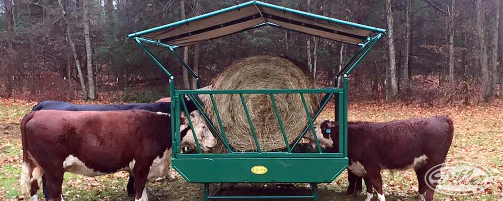 Diller Cattle Hay Feeder